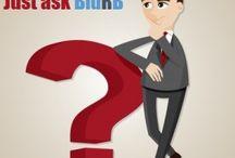 "Ask ""BluRB"""