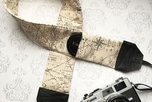 DSLR Camera Straps and Cover's | Photography / Handmade DSLR Camera Straps and other photography related pins