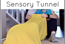 DIY sensory objects
