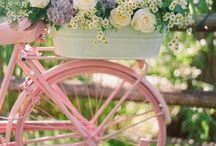 bicikli dekor