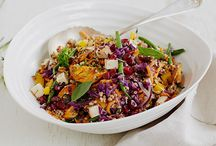 Rezepte :: Salate / Rezepte von Cynthia Barcomi