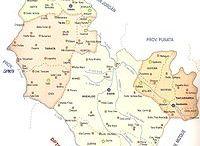 Harta Esteban Arce Province