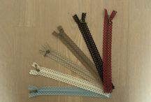 New zipper from Japan / New lace zipper YKK double colour zipper