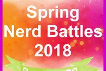 Spring Nerd Battles 2018