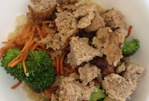 healthy and easy lunches / by Christy Lunt-Schulze