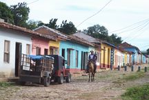 Trinidad Cuba / Exploring the town of Trinidad in Cuba, including horse riding around the sugar fields.