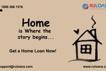 Home Loan - Ruloans / Home Loan - Ruloans offers cost effective & beneficial deals all over India. Contact us for the best home loan offers right now!