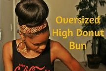 Hairstyles / by Shutter Queen Photography