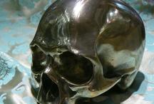 Our Skulls ornaments