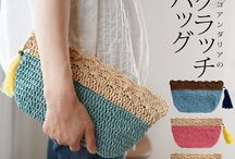 Crochet monederos