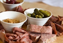 Party food / by Mary Vincent