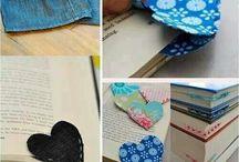 Bookmarks / ručne robené záložky do kníh ....