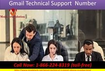 Gmail Tech Support Number 1-866-224-8319 Help Of Troubleshoot Issues