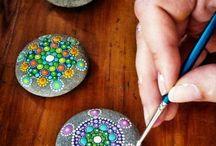 Colorier, dessiner, peindre ...