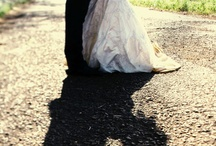 {bride.and.groom} / by Clarissa Stagg