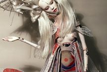 Dolls - Amazing Dolls / by Tiffany Kennedy