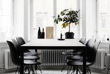 DINING ROOM / by Amanda Højme Nielsen