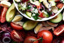 HEALTHY SUMMER DISHES