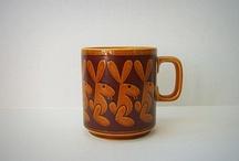 Porcelain & Ceramics / I love a good mug or cup, and I love it even more if its Vintage!