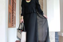 Muslimah Party Dress