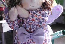 ganz Süße  Puppe