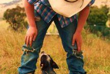 Australian Cattle Dogs / by Diane Bartek