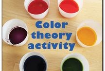 color theory for preschoolers