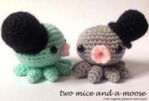 Amigurumi crochet patterns / The cutest little amigurumi patterns!