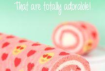 Biskuitrolle –fruchtig, schokoladig, leckere Rezepte / schöne, ausgefallene und leckere Rezepte rund um die Biskuitrolle