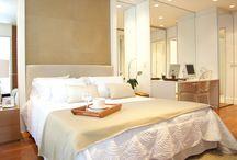 Lindos quartos de casal/ beautiful bedroom / Quartos lindos e charmosos