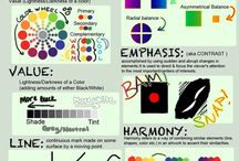 Elements of arts and priciples of design