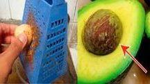 remédio com caroço do abacate