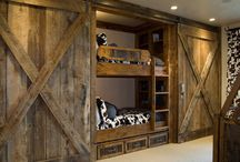 Interior design ideas (Barn & Cottage style)