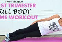 Pregnancy workout ideas