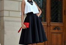 Μαύρες φούστες κλως