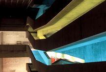 Architecture / Mise en lumière architecturale Atelier H. Audibert Lighting design  http://atelierherveaudibert.com/