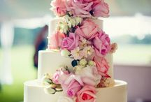 Wedding Cakes / Some simply, some extraordinary but all beautiful!