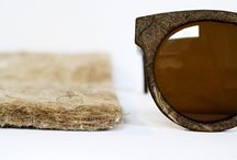 Materials grown from hemp / Bio materials made from a natural source: Hemp. No chemicals are needed, let nature do the job!