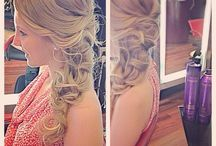 Event Hairstyles / Hairstyles for weddings, prom, etc.
