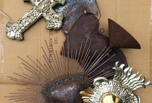 Handmade Wall Art / One-of-a-kind pieces from Latin America.
