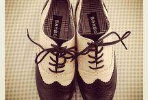 Mens footwear.
