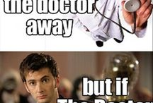 Dr who and other timey wimey things  / by Alanna Ross