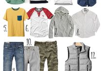 CAPSULE WARDROBES FOR KIDS / clothes for boys. simple living. capsule wardrobe. minimalist. budget friendly options for kids.