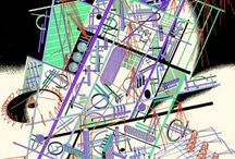 drawings - technical (poetic)