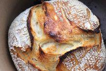 ζυμες ψωμι πιτες
