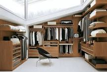 In the closet  / Men's Wardrobes & Closets
