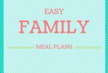 Recipe Treasures Meal Plans