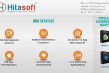 Hitasoft - eCommerce Solution / Hitasoft - A Leading website and mobile based application development company.