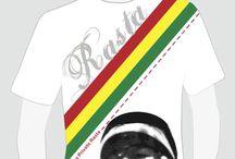 T-Shirt rasta reggae  / Shirt short or long sleeves rasta reggae  www.rasta-spar.com