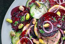 Summer Salads & quick meals